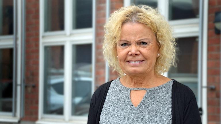 Västeråsaren Yvonne Härvsgård.