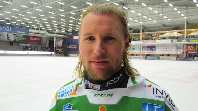 Patrik Sjöström VSK Bandy