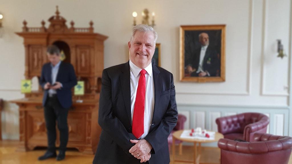 Torsten Granberg är VD på Plagazi som utvecklar tekniken.