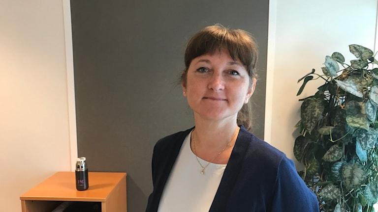 Regionråd Lena Johansson (S).