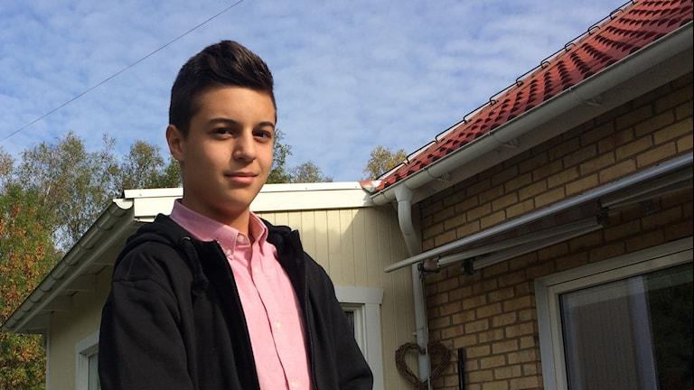 13-åriga Arian Twana från Västerås