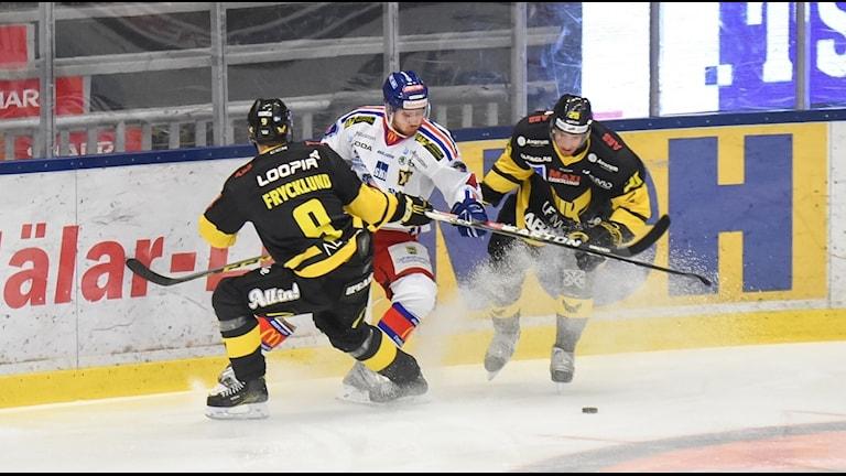 VIK Hockey mot Oskarshamn.