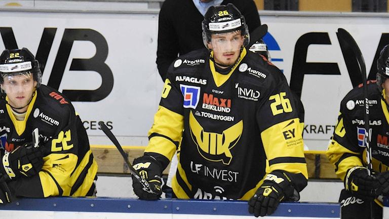 VIK Hockey Hampus Larsson