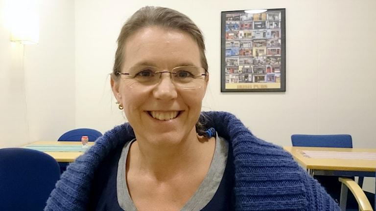 Elisabet Tiselius, forskare Stockholms universitet