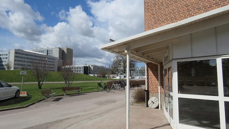 Lärcentrum vid sjukhuset i Västerås.