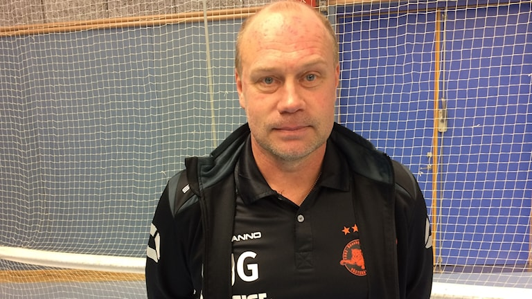 Jimmy Gunnstedt tränare Rönnby