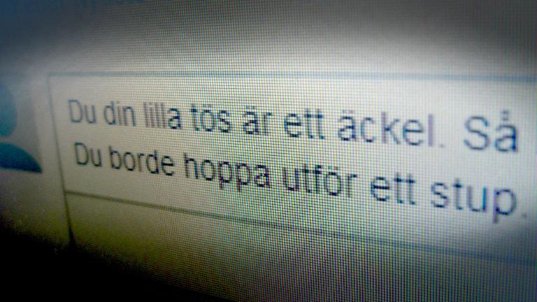 Bild: Jesper Cederberg/Sveriges Radio