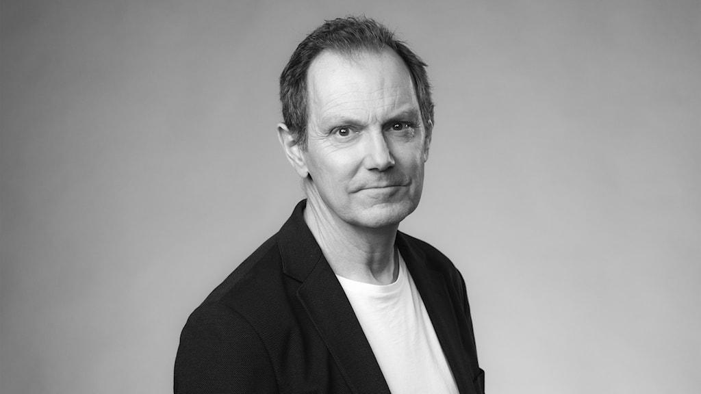 Tomas Tengby. Foto: Mattias Ahlm/Sveriges Radio