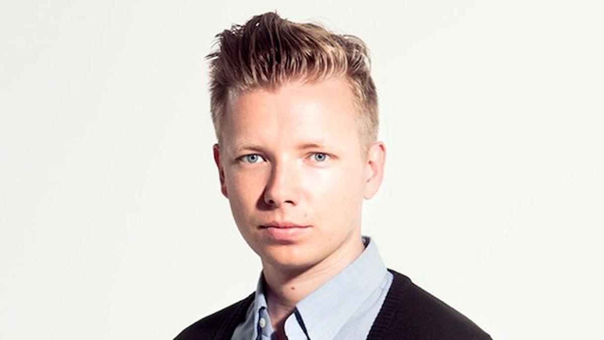 Emanuel Karlsten. Foto: Sveriges Radio
