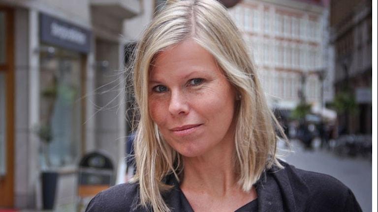 Sofie Ericsson. Foto: Sveriges Radio
