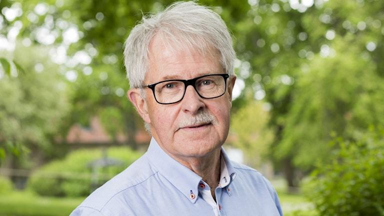 Sverker Olofsson. Foto: Mattias Ahlm/Sveriges Radio