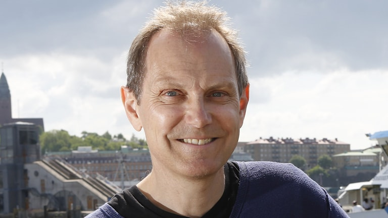Tomas Tengby. Foto: Henrik Brunnsgård/Sveriges Radio