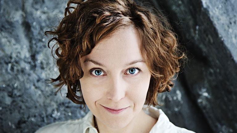 Emmy Rasper. Foto: Martina Holmberg/Sveriges Radio