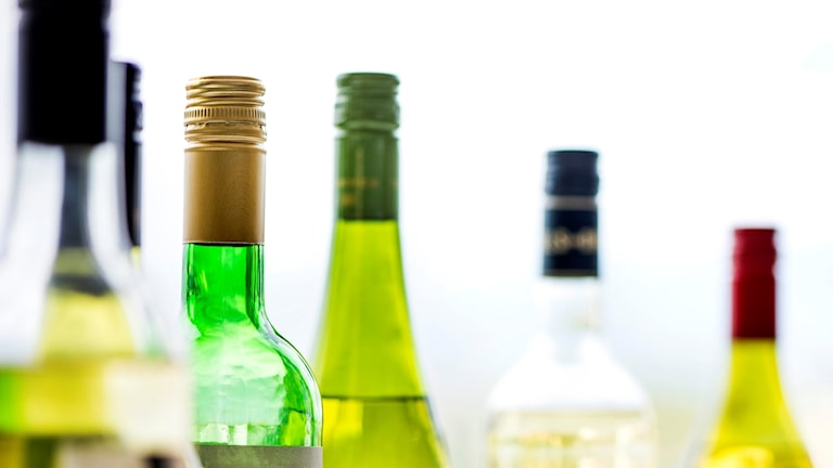 Olika former på olika vinsorter