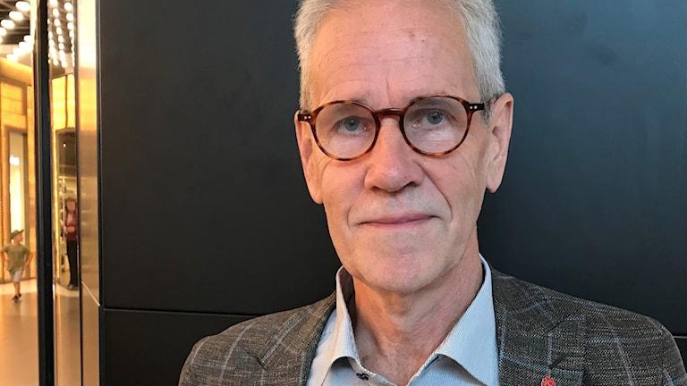 Börje Wennberg, Socialdemokraterna i Region Uppsala