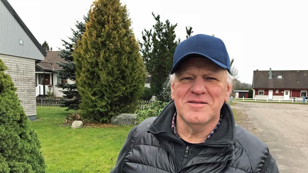Björn Ullhagen.