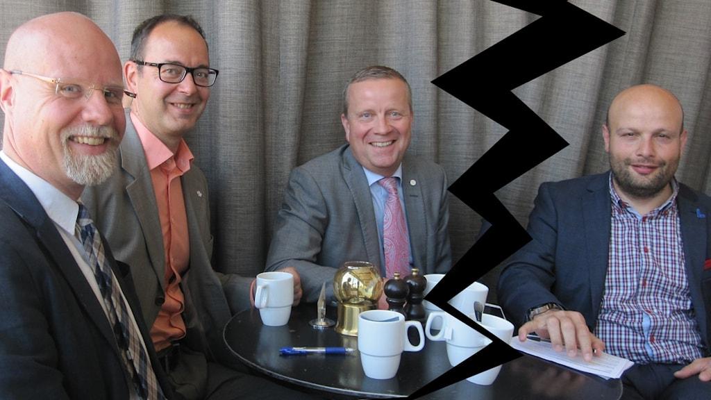 Alliansen i Uppsala kommun.