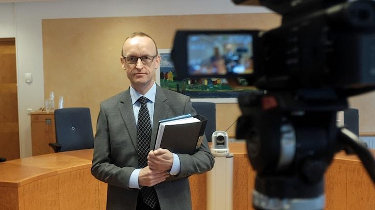 Anders Lillienau. rådman vid Mark- och miljödomstolen i Nacka.