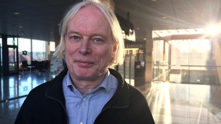 Framtidens skola: rektor på Westerlundska gymnasiet i Enköping. Kenny Andersson.