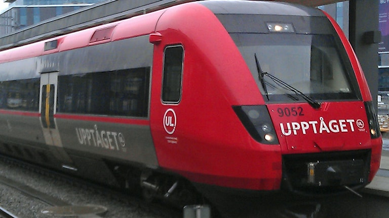 UL:s Upptåget. Foto: August Bergkvist / SR