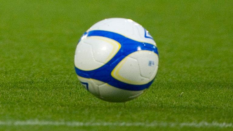 Fotboll. Foto: Fredrik Sandberg / Scanpix