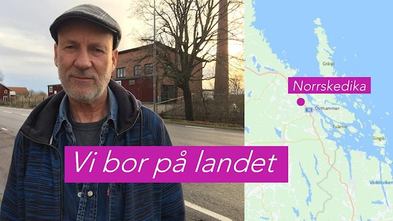 Vi bor på landet Norrskedika