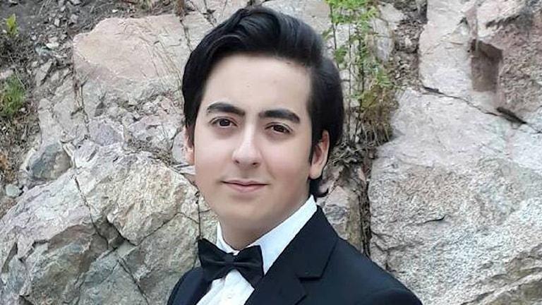 16-årige Bean Khalil går på Rosendalsgymnasiet och har blivit invald i Sveriges elevråds styrelse.