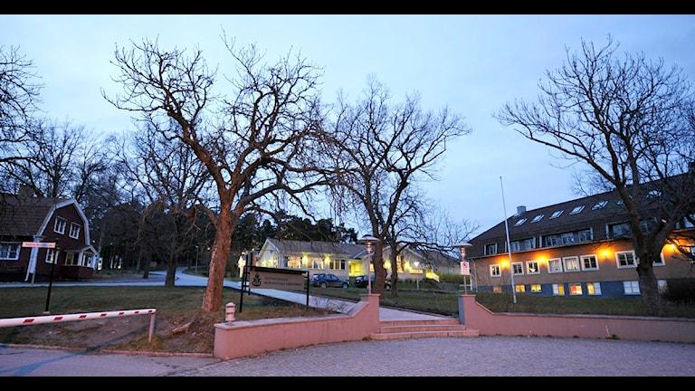 Sigtuna Humanistiska läroverket (arkivbild). Foto: Bertil Ericson/TT.
