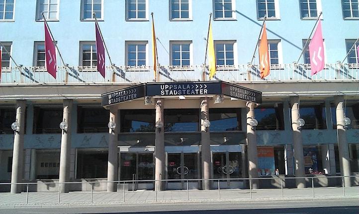 Uppsala stadsteater. Foto: August Bergkvist / SR