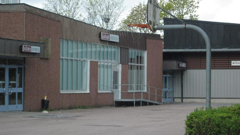 Gränbyskolan. Foto: Martin Hult / SR