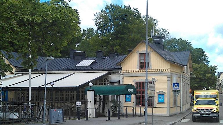 Birger Jarl i Uppsala.