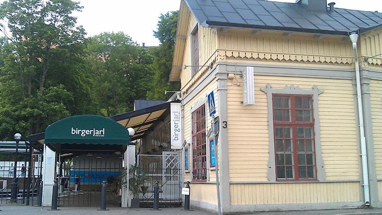 Nattklubben Birger Jarl i Uppsala. Foto: August Bergkvist / SR
