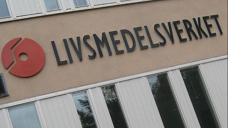 Livsmedelsverket kan behöva säga upp personal i Uppsala. Foto: Mårten Nilsson/SR.
