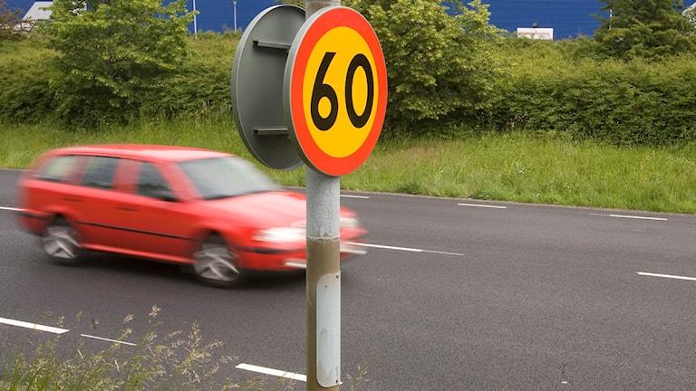 Nu blir det nya hastighetsgränser i Uppsala (arkivbild). Foto: Stig-Åke Jönsson/TT