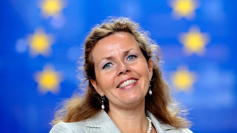 Cecilia Wikström, Europaparlamentariker för (FP). Foto: Maja Suslin / Scanpix