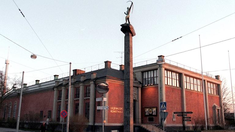 Liljevalchs konsthall i Stockholm. Foto: Janerik Henriksson / Scanpix