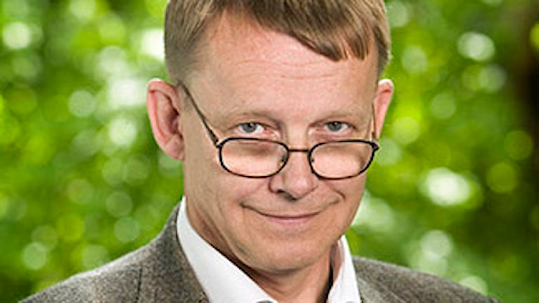Hans Rosling. Foto: Elisabeth Toll/gapminder.org