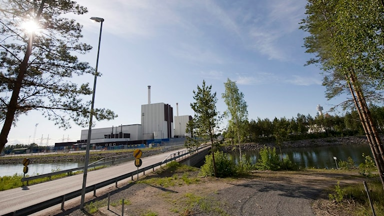 Forsmarks kärnkraftverk. Foto: Fredrik Sandberg / Scanpix