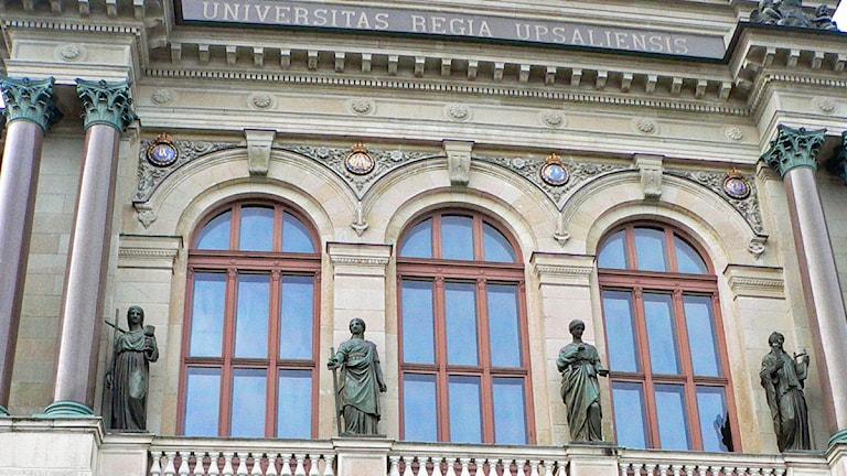 Universitetshuset. Foto: Erik Thyselius/Sveriges Radio