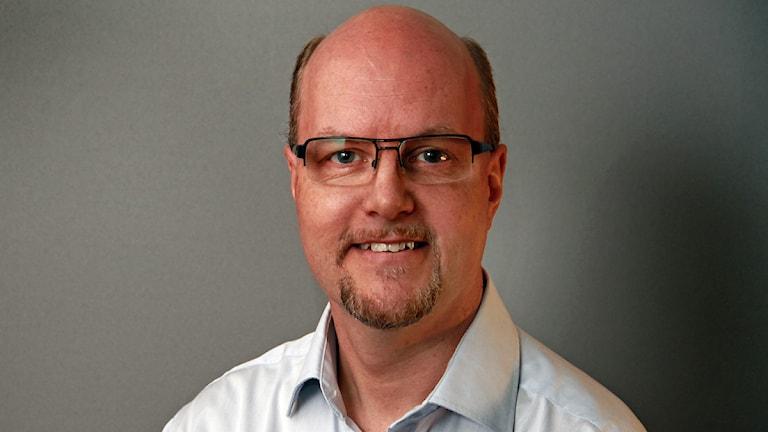 Håkan Rehn. Foto: Thomas Artäng/Sveriges Radio