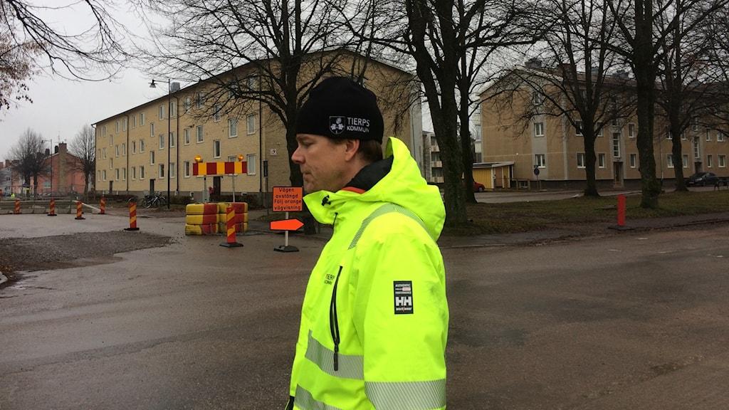 Samhällsbyggnadschef Thomas Kihlström