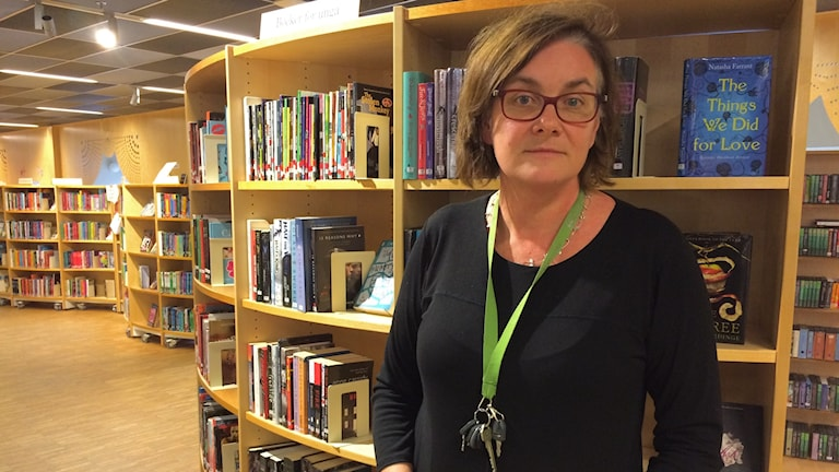 Carin carlsson Gottsunda bibliotek