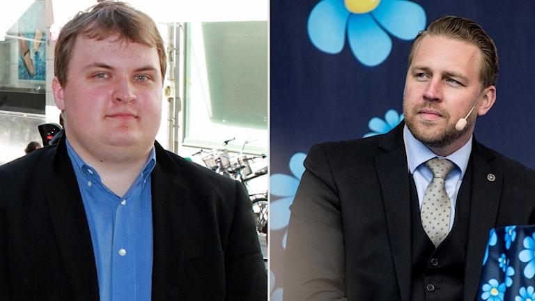 Sverigedemokraterna uppmanar Pavel Gamov att avgå som riksdagsledamot.
