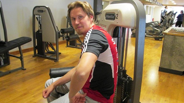 Mika Kohonen har lämnat gymmet och är tillbaka på planen.