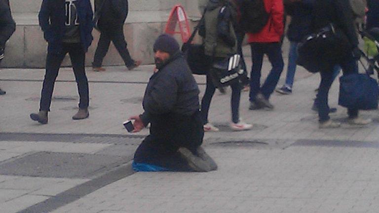Tiggare i Uppsala. Foto: Martin Hult/SR