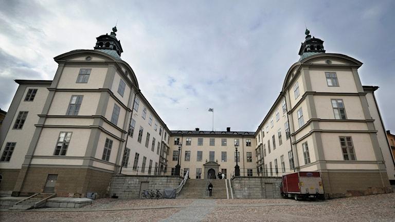 Svea hovrätt på Riddarholmen i Stockholm. Foto: Leif R Jansson/TT