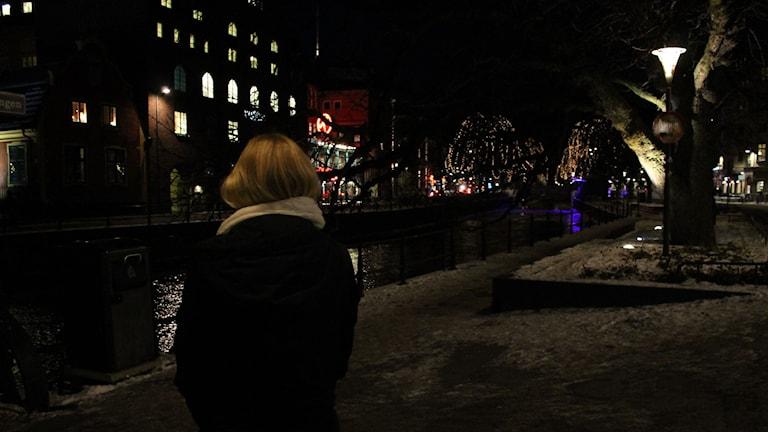 Sexköp.Personen på bilden har inget med artikeln att göra. Foto: Tomas Magnusson/SR