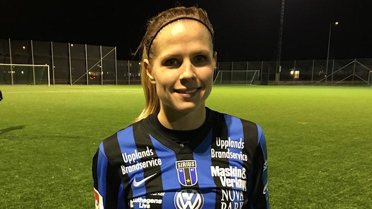 Emelie Magnusson, Sirius IK