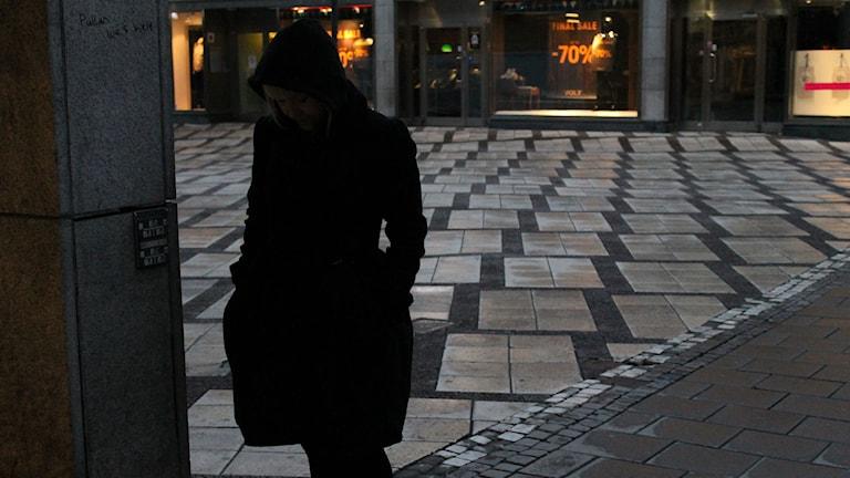 Arkivbild. Bilden är arrangerad. Foto: Tomas Magnusson/SR