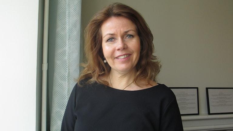 EU-parlamentariker Cecilia Wikström från Uppsala.